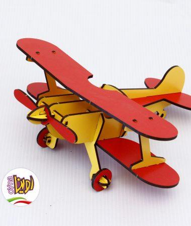 سازه چوبی هواپیما