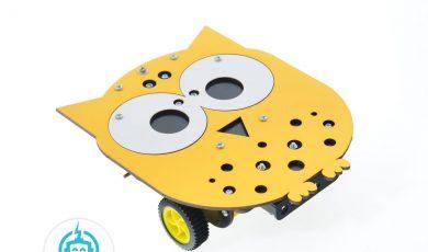 ربات آموزشی مسیریاب جغد دانا