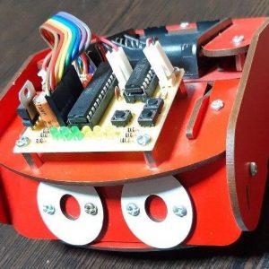 ربات مسیریاب ۶ سنسور Line flower 6 Sensor